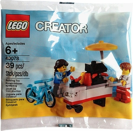 LEGO Creator Set #40078 Hot Dog Stand [Bagged]