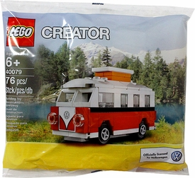 LEGO Creator Set #40079 MINI VW T1 Camper Van [Bagged]