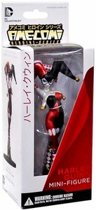 DC Direct Ame-Comi Heroine Series 1 Mini PVC Figure Harley Quinn [Re-Release]
