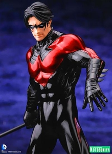 Kotobukiya DC Comics New 52 ArFX+ Statue Nightwing Pre-Order ships April
