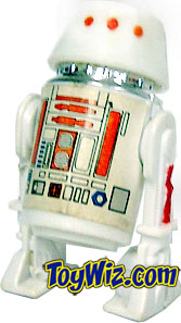 Star Wars 1978 Vintage  R5-D4  Loose Complete C-9 Condition