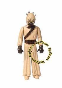 Star Wars 1977 Vintage  Tusken Raider Filled Cheek Version  Loose Complete C-9 Condition