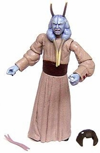 Star Wars EIII Revenge of the Sith LOOSE Figure Chagrian Official
