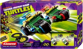 Nickelodeon Teenage Mutant Ninja Turtles Carrera Slot Car Race Set