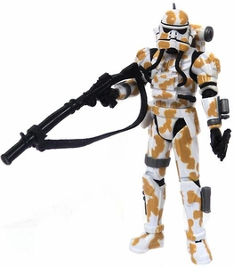 Star Wars 2010 Legacy Collection Exclusive Force Unleashed LOOSE Action Figure Imperial EVO Trooper