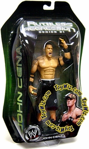 WWE Wrestling Ruthless Aggression Series 21 Action Figure John Cena