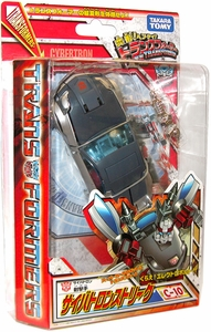 Transformers Takara / Tomy Japanese Classics Henkei Figure Deluxe C-10 Bluestreak