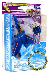 Transformers Takara / Tomy Japanese Classics Henkei Figure Deluxe Exclusive Thundercracker Extremely Rare!