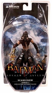 DC Direct Batman Arkham Asylum Series 1 Action Figure Scarecrow