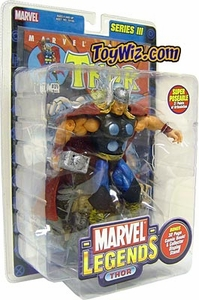 Marvel Legends Series 3 Action Figure Thor