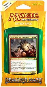 Magic the Gathering Dragon's Maze Intro Deck Gruul Siege