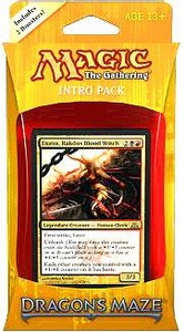 Magic the Gathering Dragon's Maze Intro Deck Rakdos Revelry