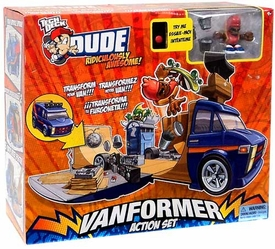 Tech Deck Evolution Dude Vanformer Action Set