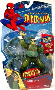 Spectacular Spider-Man Animated Series 1 Action Figure Doc Ock