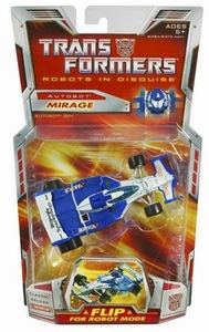 Transformers Hasbro Classics Deluxe Action Figure Mirage