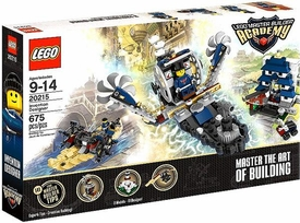 LEGO Master Builder Academy Set #20215 Invention Designer