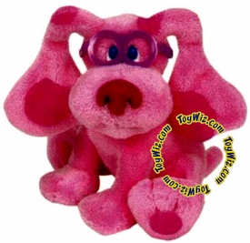 Ty Beanie Baby Blue's Clues & Friends Magenta