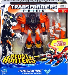 Transformers Prime Beast Hunters Voyager Action Figure Predaking