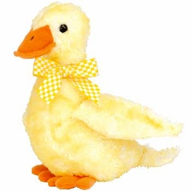 Ty Beanie Baby Internet Exclusive Duck-e the Duck