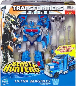 Transformers Prime Beast Hunters Voyager Action Figure Ultra Magnus
