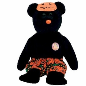 Ty October 2006 Beanie Baby of the Month Scares the Bear