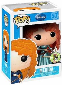 Funko POP! Disney 2013 SDCC Comic-Con Exclusive Series 5 Vinyl Figure Merida [Metallic Paint] Only 480 Made!