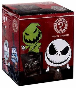 Funko Nightmare Before Christmas Mini Vinyl Figure Mystery Pack [1 Random Figure]