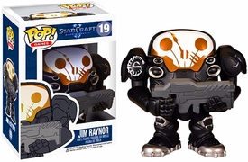Funko POP! Starcraft Vinyl Figure Jim Raynor [Marine Suit]
