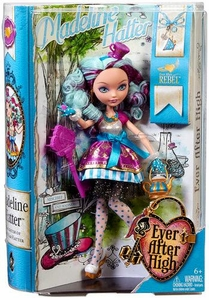 Ever After High Rebel Doll Madeline Hatter [Daughter of the Mad Hatter]