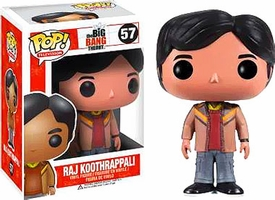 Funko Pop! Big Bang Theory Vinyl Figure Raj Koothrappali