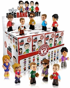Funko Big Bang Theory Mini Figure Mystery Box [24 Packs] Pre-Order ships October