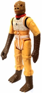 Star Wars 1980 Vintage  Bossk  Loose Complete C-9 Condition