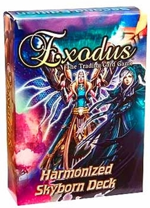 Exodus Trading Card Game Hamonized Starter Deck Angels Pre-Order ships October