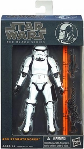 Star Wars Black 6 Inch Series 3 Action Figure Stormtrooper Pre-Order ships July