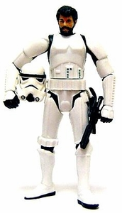 Star Wars LOOSE Figure George Lucas as Stormtrooper