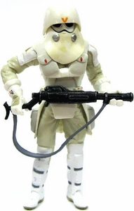Star Wars 2009 McQuarrie Concept Signature Series LOOSE Figure Snow Trooper