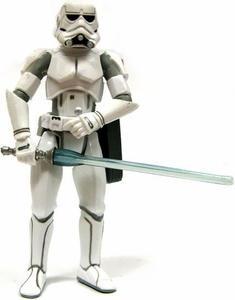 Star Wars 2009 McQuarrie Concept Signature Series LOOSE Figure Storm Trooper