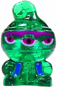 Crazy Bones Gogo's Series 2: Evolution LOOSE Single Figure #70 Triku Cosmic Colors!