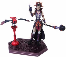 He-Man Masters of the Universe 200X Series LOOSE Mini Statue Evil-Lyn