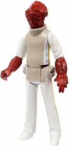 Star Wars 1982 Vintage  Admiral Akbar Loose Incomplete C-8 Condition
