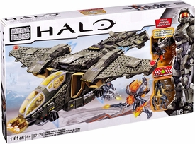 Halo Mega Bloks Set #97129 UNSC Pelican Gunship [Lights & Sounds!]