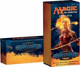 Magic the Gathering M14 2014 Core Set Event Deck Rush of the Wild