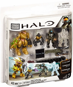 Halo Mega Bloks Set #97082 ODST Battle Pack