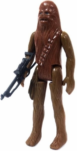 Star Wars 1977 Vintage Chewbacca C-4 Incomplete Loose