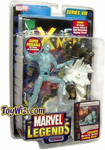 Marvel Legends Series 8 Action Figure Iceman