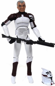 Star Wars 2009 Legacy Collection Exclusive Battle Pack Ambush at Abregado LOOSE Figure Clone Trooper Boost