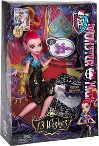 Monster High 13 Wishes Deluxe Doll Gigi Grant