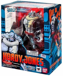 One Piece Figuarts ZERO Statue Hordy Jones