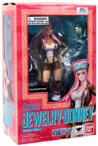 One Piece Figuarts ZERO Statue Jewelry Bonney