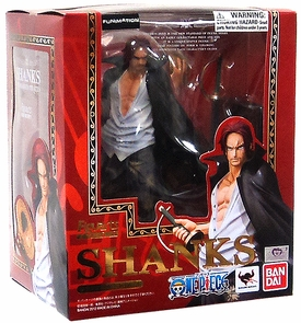 One Piece Figuarts ZERO Statue Shanks [Climactic Fight Version]
